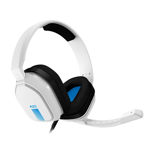HEADSET GAMER ASTRO A10 BRANCO XBOX ONE/SWIT/PS4