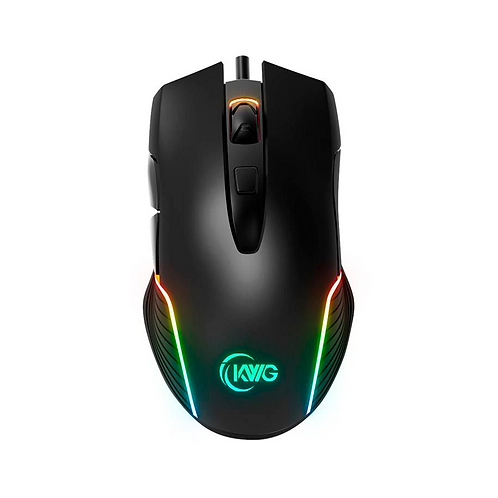 MOUSE GAMER RGB KWG ORION M1 (ORION M1)