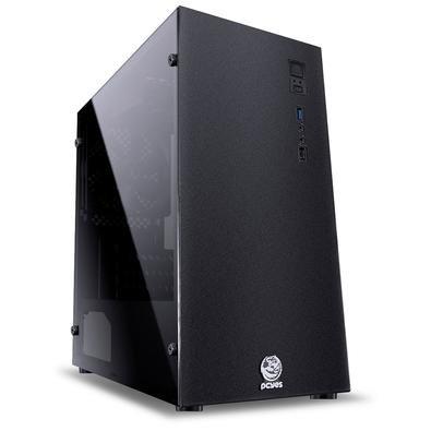 PC HOOK OFFICE INTEL I3 10100F   8GB RAM   SSD 240GB