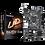 Thumbnail: PLACA MÃE GIGABYTE, H410M-H, CHIPSET H410, INTEL LGA 1200, MATX, DDR4