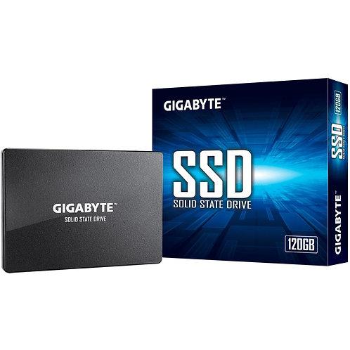 SSD GIGABYTE 120GB, SATA - GP-GSTFS31120GNTD