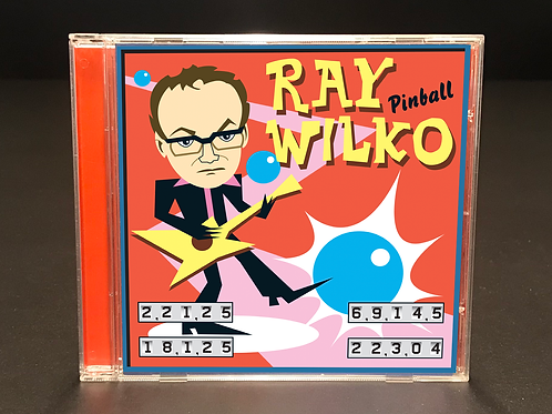 Pinball (CD)