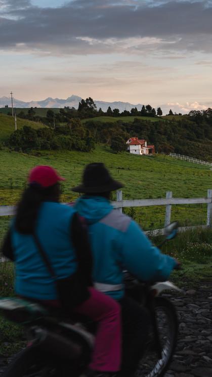 Ecuadorian Farm