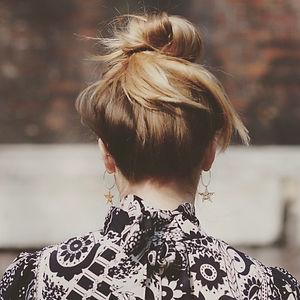 🌟 Star web hoops ⭐️ #cjmjewellery