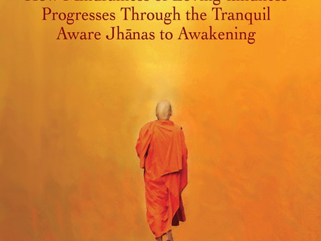"New Book Released ""The Path to Nibbana"""