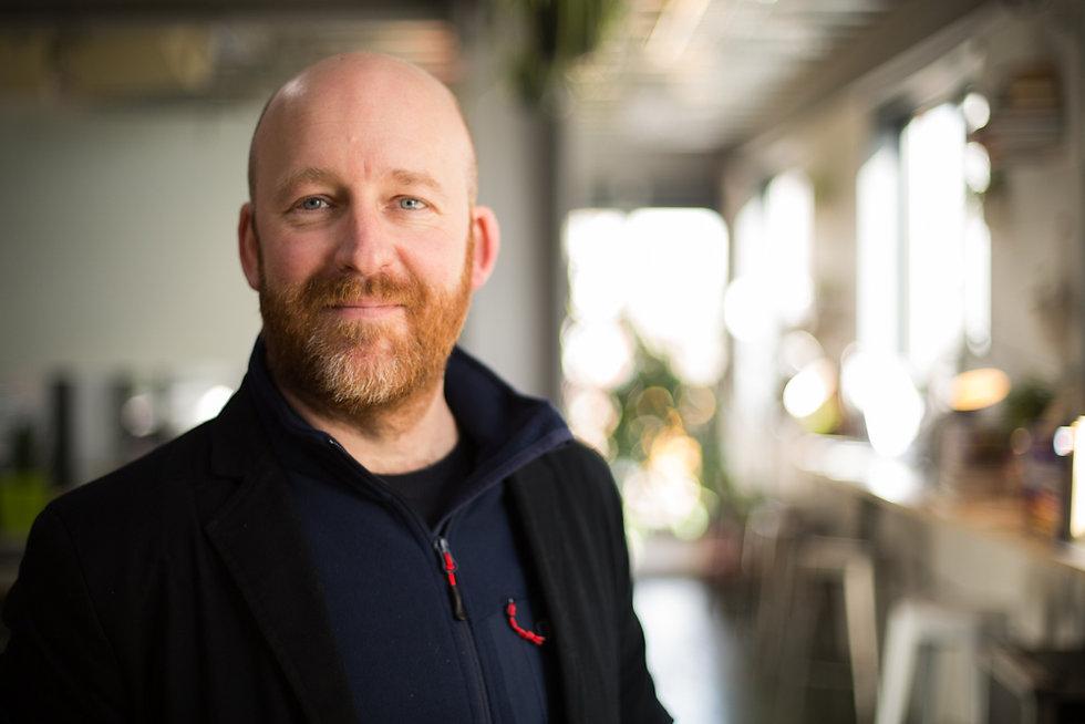 Dan Heath, Counsellor, psychotherapist