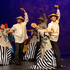 Kalipayan Dance USA Tour