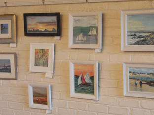 Exhibition at the Bridge