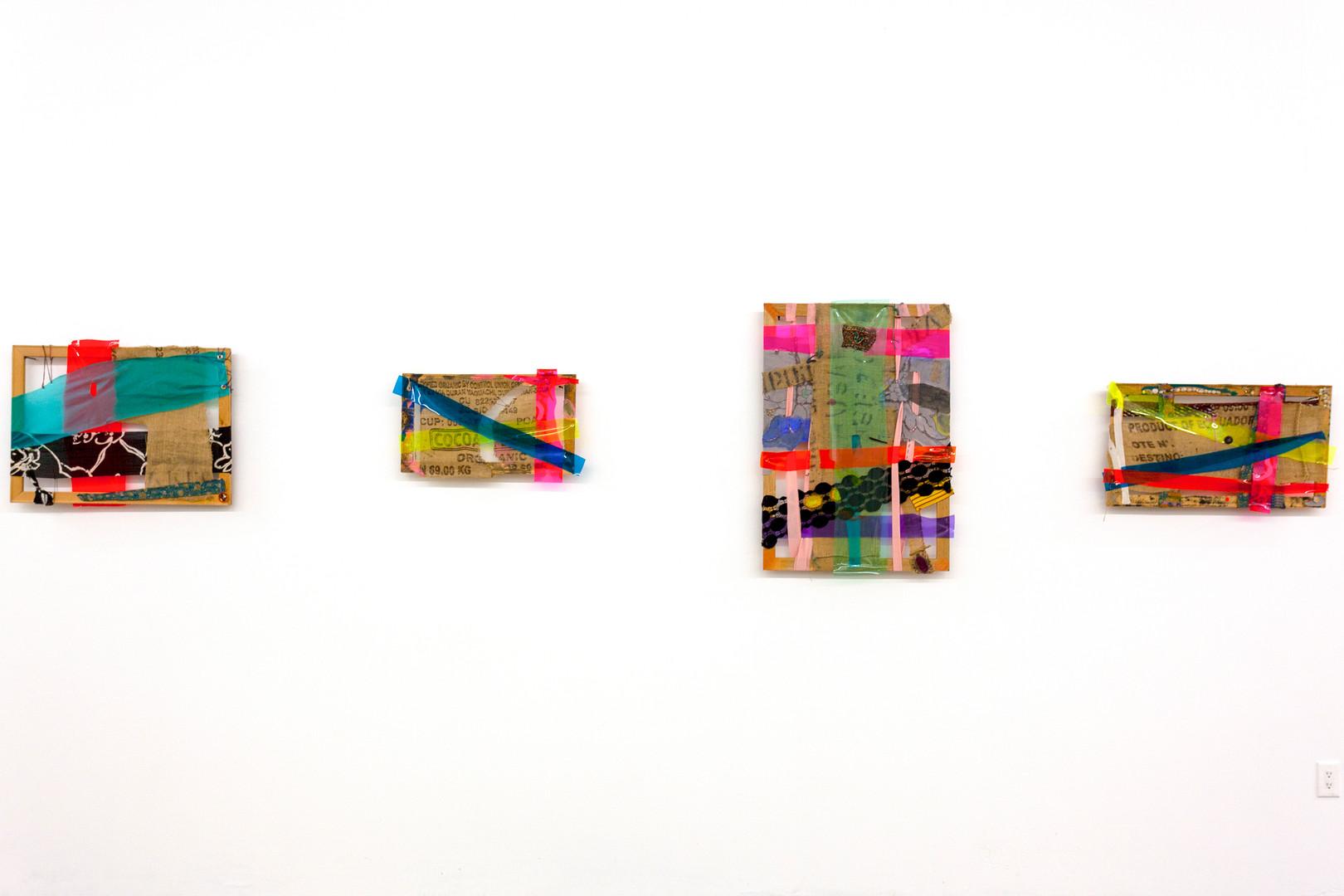 Cecilia Andre Installation Shot