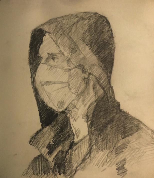 Virus Portrait  2020