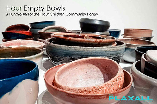 Hour Empty Bowls