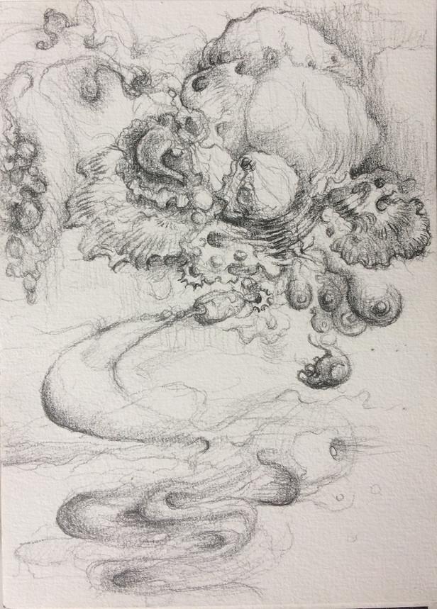 Sketchbook Drawing 1 2020