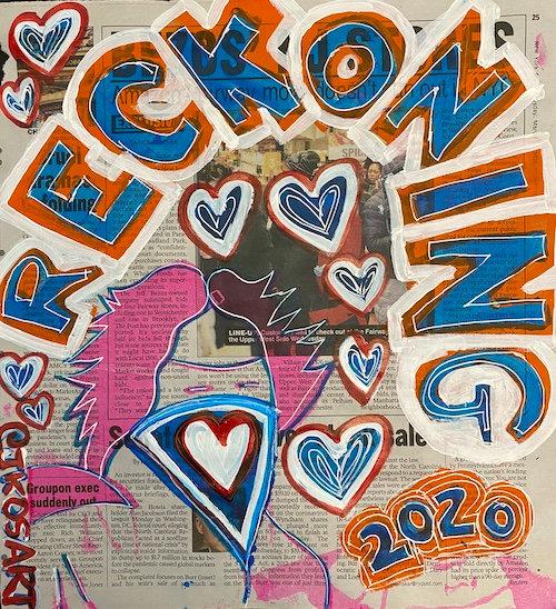 Reckoning, 2020