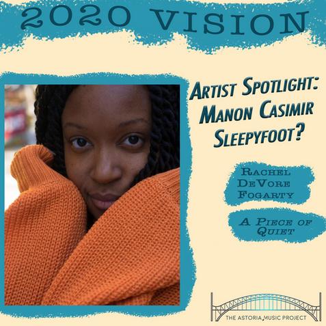 Manon Casimir/Sleepyfoot? (Artist)