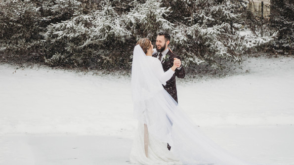 A Winter Wonderland Wedding