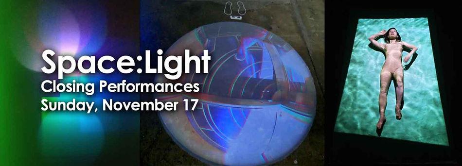 Space:Light Closing Performance