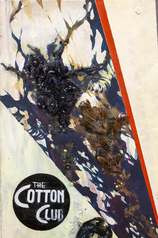 """Cotton Club"" (Detail)"