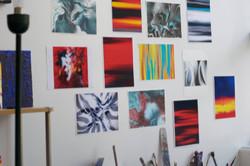 studio 34 Digital painting wall