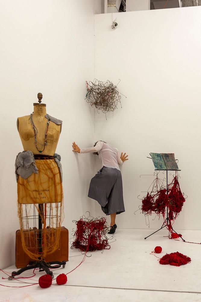 "Marie Christine Katz, ""Hangers 101"" & a ""Litany of Hashtags"""