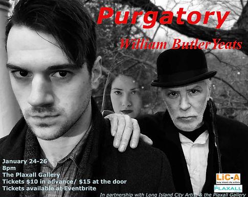 Purgatory by WB Yeats