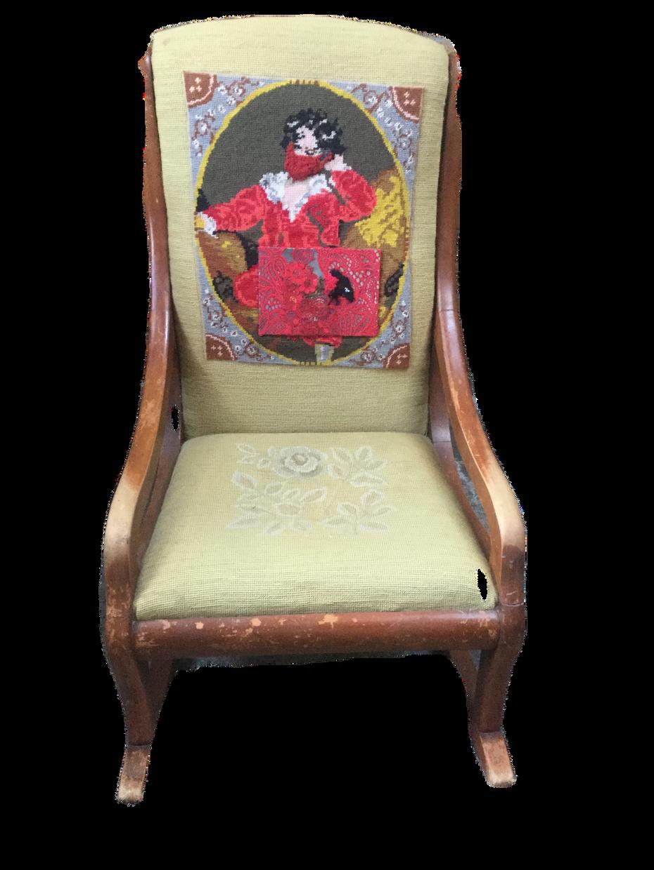Rocking Chair, 2020