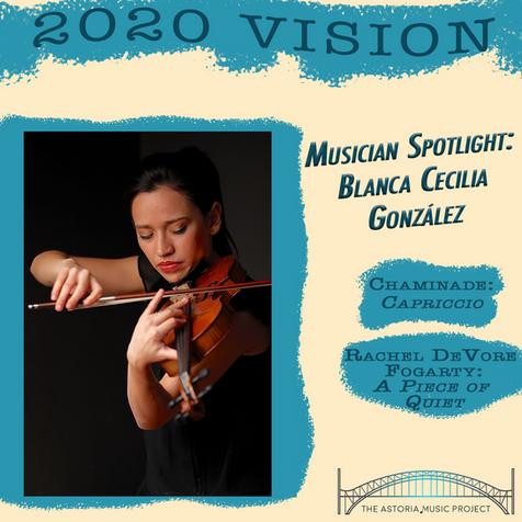 Blanca Cecilia González (Violinist)