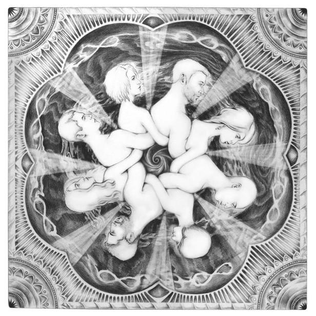The Cluster Mandala, 2020