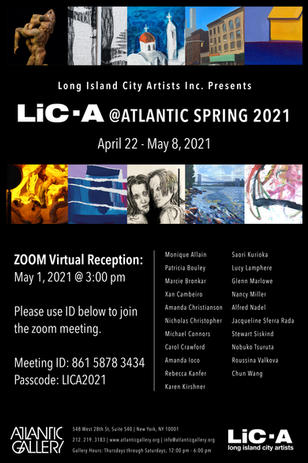 LICA-Atlantic Spring 2021