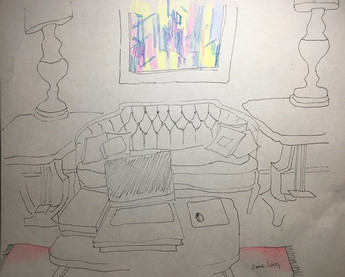 Interior, 2020