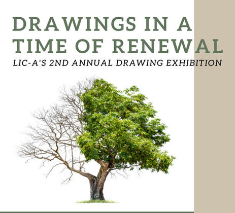 """""""Drawings in Time of Renewal""""  now LIVE online"""
