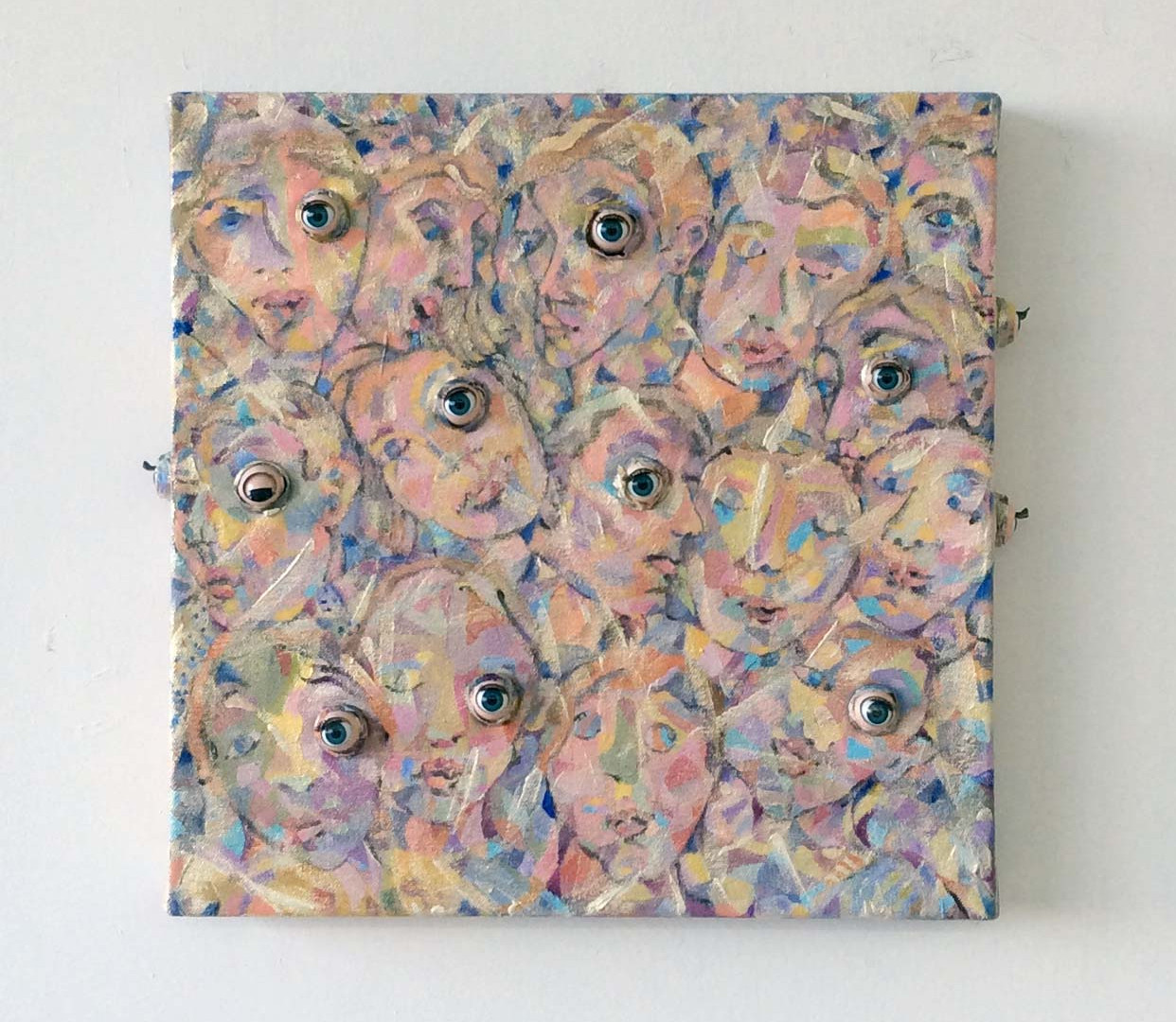 Faced with Eyes, Seg10 no1