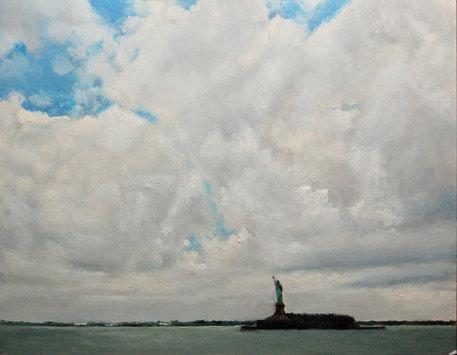 New York Bay, 2020