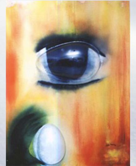 """Journey on Time III  Acrylic on Canvas  28""""x30"""""""