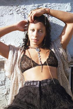 model Sami Miró May 2015