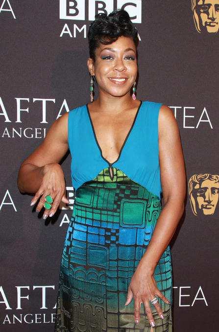 Tichina Arnold for the 2015 BAFTA award