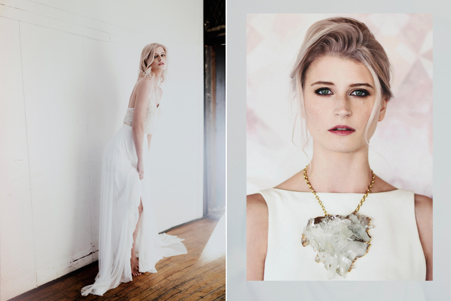 a&be bridal style book