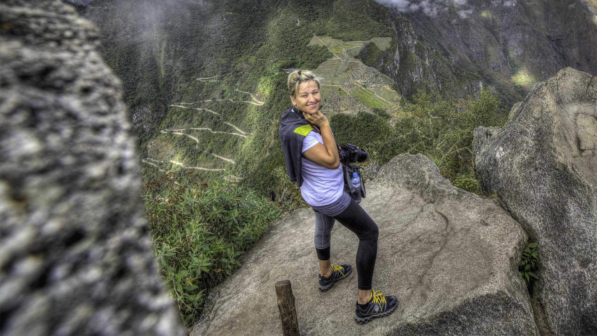 Machu Picchu Peru 2016
