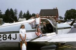 Flying W 1 - 1970