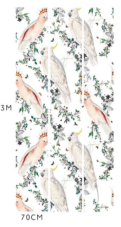 kristjana s williams giant lear design wallpaper