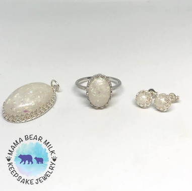 opal fleck throughout