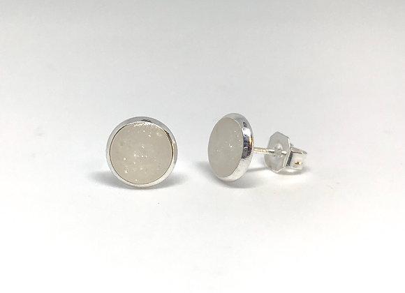 Simple Stud Earrings
