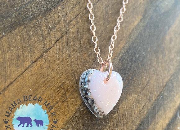 Keepsake Heart Necklace