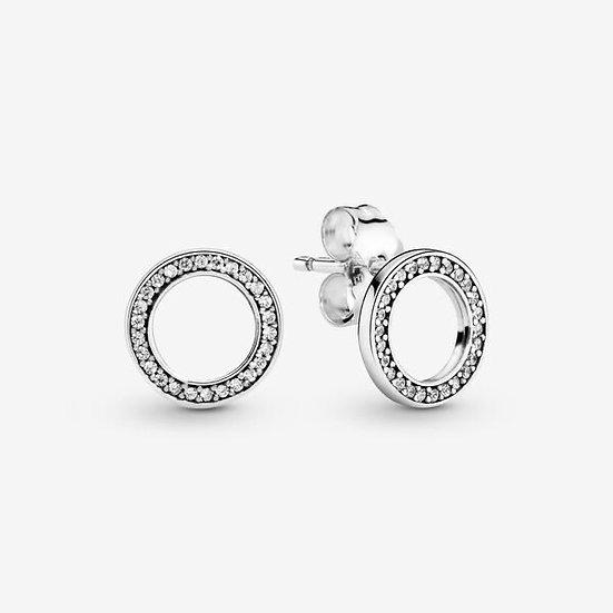 Pandora Sparkling Stud Earrings