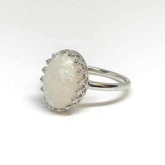Princess Oval Ring
