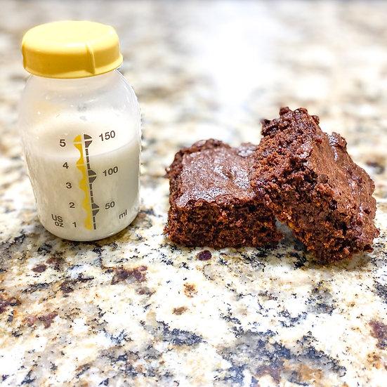 Mama's Milk Makin'- Double Chocolate Brownie Mix