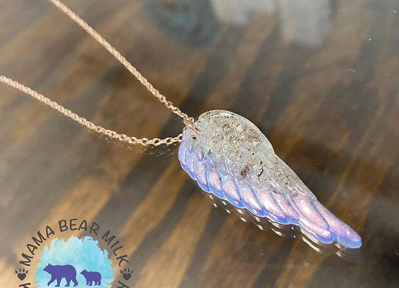 Keepsake Angel Wing Necklace