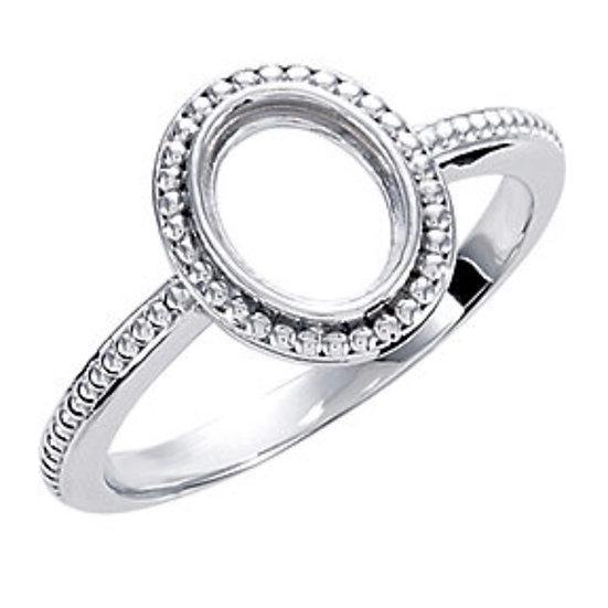 Halo Beaded Ring
