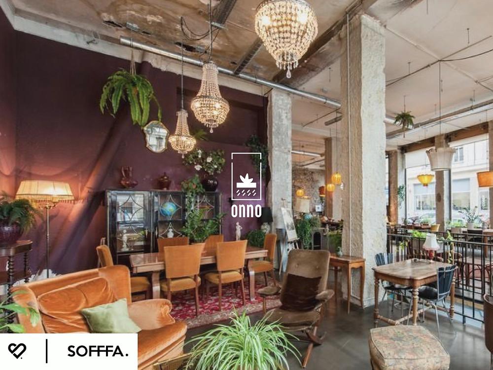 Slowcafé sofffa Lyon 7ème