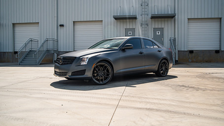 Cadillac ATS modifications