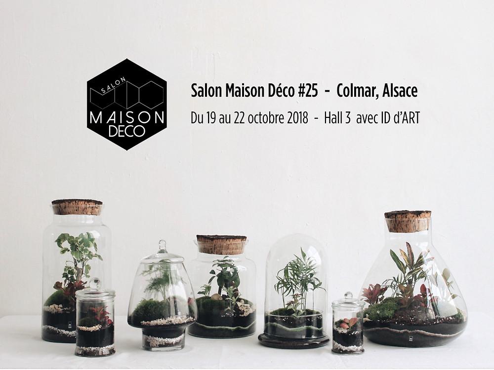 Salon Maison Déco 2018 à Colmar avec ID d'ART